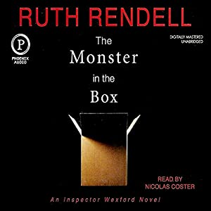 The Monster in the Box Audiobook