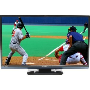 ORION AMERICA-TELEVISIONS Sansui Accu SLED2400 24