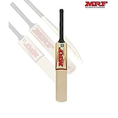 MRF Typhoon Kashmir Willow Cricket Bat, Short Handle