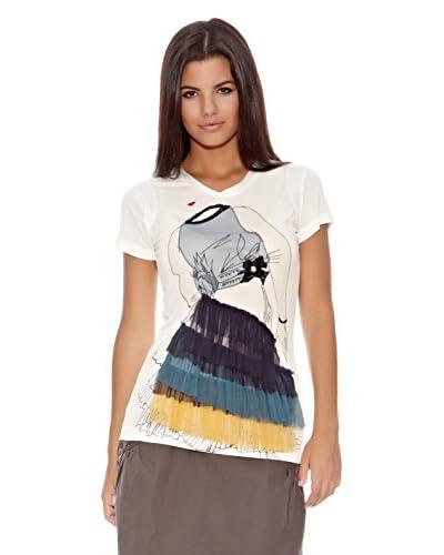 Desigual Camiseta The Love Supreme