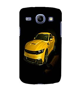 printtech Superfast Car Back Case Cover for Samsung Galaxy J1 (2016 EDITION )/ J120F (Global); Galaxy Express 3 J120A (AT&T); J120H, J120M, J120M, J120T Also known as Samsung Galaxy J1 (2016) Duos with dual-SIM card slots