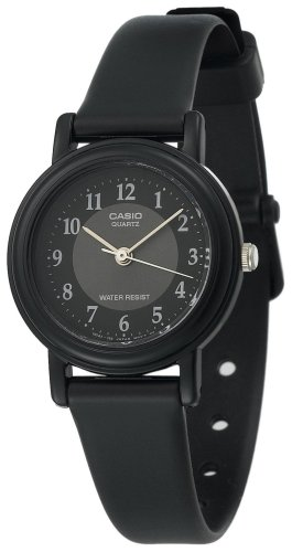 Casio Women&#8217;s LQ139A-1B3 Black Casual Classic Analog Watch
