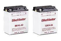 BikeMaster Bat BB30L-B BIKEMSTR BATTERY