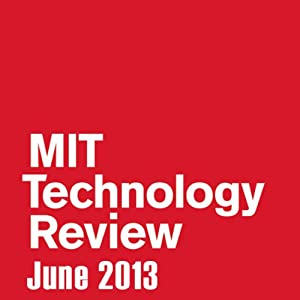Audible Technology Review, June 2013 | [Technology Review]