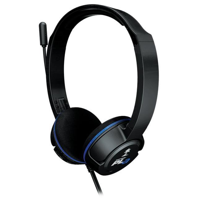 turtle beach ear force pla gaming headset. Black Bedroom Furniture Sets. Home Design Ideas