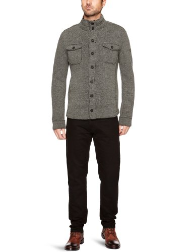 GAS Barnaby S Mix 2935 Men's Jacket Fossil Grey Melange XX-Large
