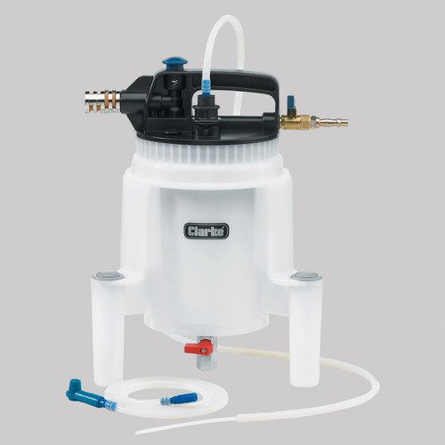 Clarke CHT637 Air Operated Clutch & Brake Bleeding Bleeder Kit Tool