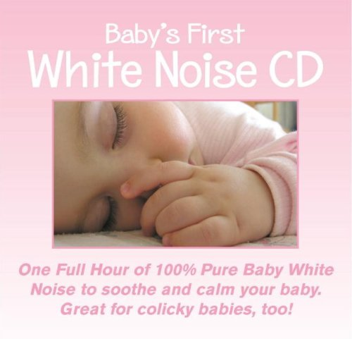 Baby's First White Noise: White Noise CD for Babies Health ...