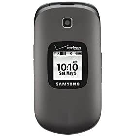 Samsung Gusto 2, Silver (Verizon Wireless)