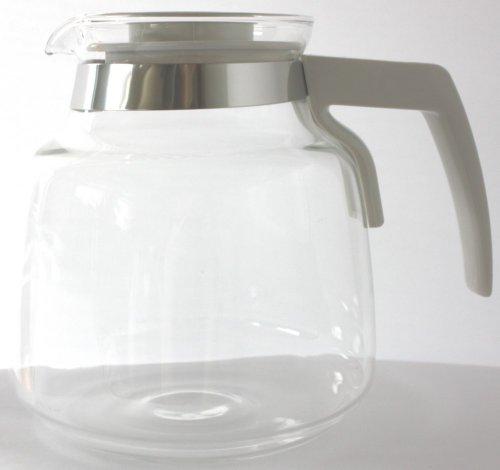 Melitta Ersatz-Kanne, Glaskanne Typ 201 für Kaffeemaschine M510 Aroma Excellent