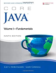 Book cover for Core Java Volume I - Fundamentals