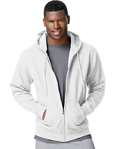 hanes-mens-comfortblend-ecosmart-full-zip-hood-medium-white