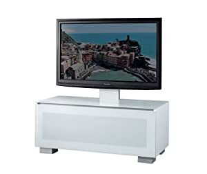 Triskom GE1 Cantilever TV Stand for LCD, LED or Plasma Screens 32, 37, 40, 42, 46, 47, 50 inch by SAMSUNG, LG, SONY, PHILIPS, TOSHIBA, PANASONIC, JVC.
