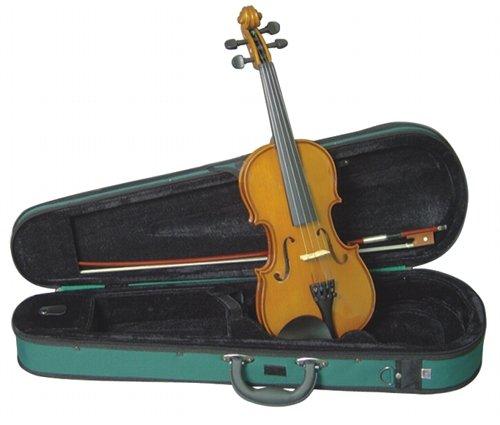 Musino 2000 Series Violin Outfits Vn2014 1/4 Size Violin, Amber