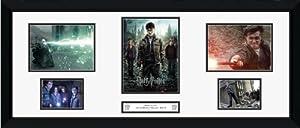 GB eye - Fotografías con marco (76,2 x 30,4cm), diseño de Harry Potter 7 2ª parte, varios colores de GB eye Ltd en BebeHogar.com