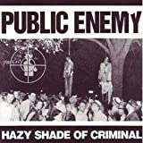 Public Enemy Hazy Shade of Criminal
