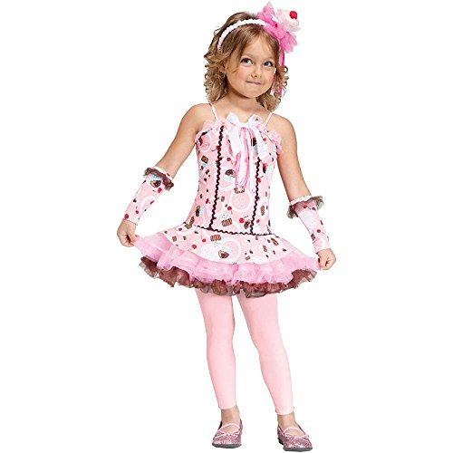 Sweet Cupcake Toddler Costume