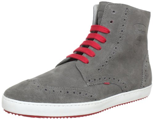 Strellson Tom Boots Mens Gray Grau (grey 800) Size: 9 (43 EU)