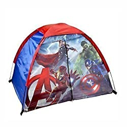 Marvel Avengers Age Of Ultron Kids Sleep and Play tent