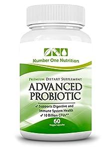 Amazon Com 1 Probiotic Supplement All Natural Formula