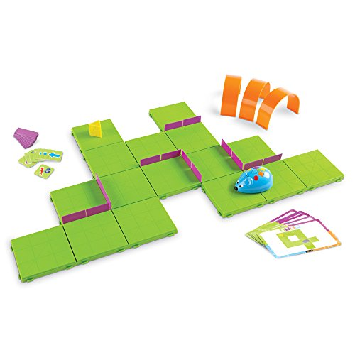 Learning Resources Code & Go Robot Mouse Activity Set (Kids Learning Programs compare prices)