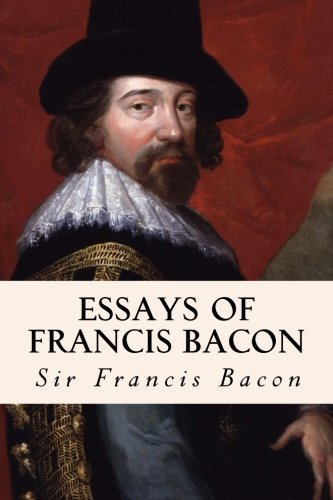 essays on sir francis bacon
