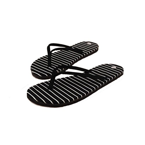 Tenworld Massage Slippers Summer Beach Women's Slim Flip Flop (7)