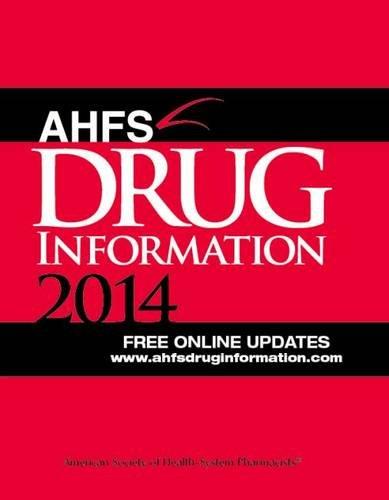 AHFS Drug Information 2014