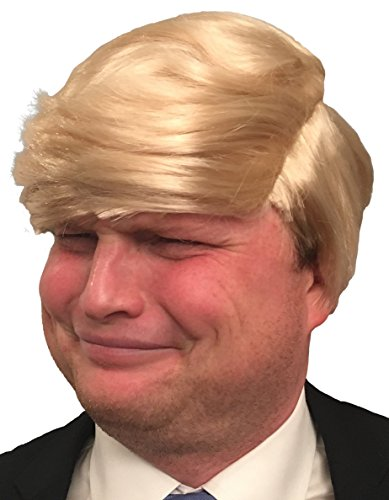 Trump Wig with FREE Comb