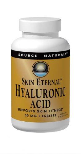 Source Naturals Skin Eternal Hyaluronic Acid, 50Mg, 120 Tablets