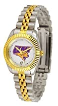 Northern Iowa Panthers Suntime Ladies Executive Watch - NCAA College Athletics