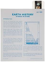 American Educational Microslide Earth History Lesson Plan Set