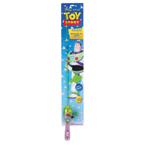 Shakespeare Toy Story Lighted Kit Combo (2-Feet 6-Inch)