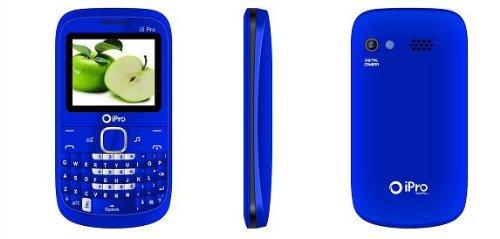 iPro i5 dual Sim Handy blau