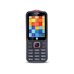 iBall 1.8G RAJAH * Stylish Look * Big 1800mAh Battery * Digital Camera * - Black