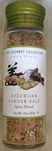 The Gourmet Collection Szechuan Ginger Salt by Gourmet Collection (Szechuan Salt compare prices)