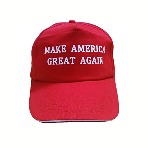 Calvinci - Donald Trump Make America Great Again Hat 2016 Republican Adjustable Adult Cap YRS0737