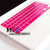 IVEA Macbook keyboard Silicone skin cover for New Macbook - PINK