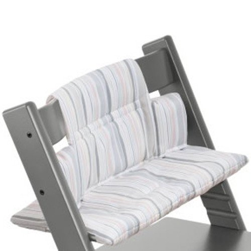 Stokke Tripp Trapp Cushion - Storm Grey front-1033901
