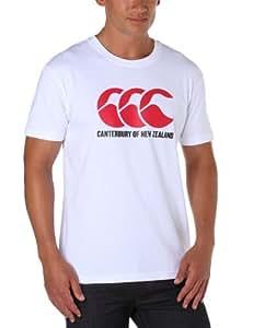 Canterbury CCC Logo T-Shirt T shirt homme Blanc S