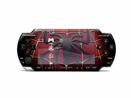 Spider Man Cortex Skin Case for Sony PSP 2000 Slim N133