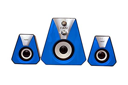 HOC G60 2.1 Subwoofer Speaker