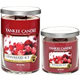 Yankee Candle Medium Tumbler Cranberry Ice 12.5oz Tumbler