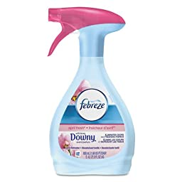 27 oz. Febreze Fabric Refresher Odor Eliminator, Downy April Fresh (5 Bottles) - BMC-PGC 84221EA