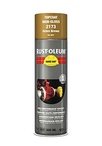 rust-oleum-industrial-ochre-brown-ral-8001-hard-hat-2173-aerosol-spray-500ml-1-pack