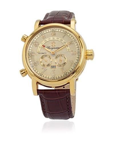 Burgmeister Reloj Nevada Marrón 42 mm