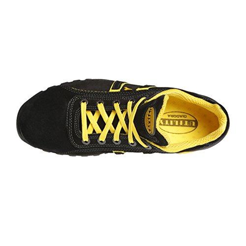 Diadora Active Glove Original Mens Womens Safety Shoes Black - S3-HRO-SRA