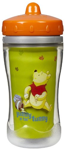 Playtex Disney Insulator Spout Cup - Tigger and Pooh - 9 oz - 1