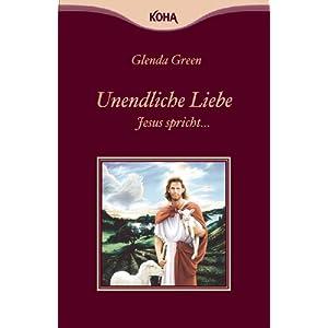 Jesus zu Sungazing und Sonnenyoga, von Glenda Green in ihrem Buch Unendliche Liebe