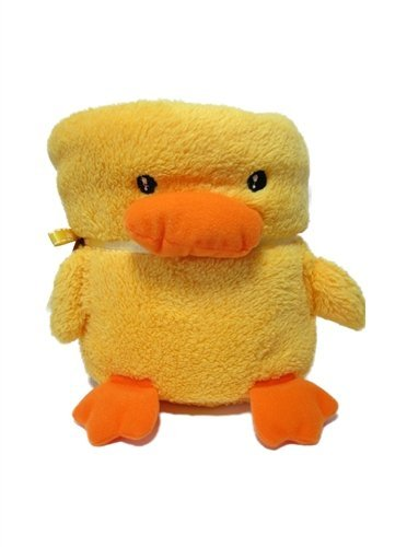 Towel Treat Plush Blanket, Ducky